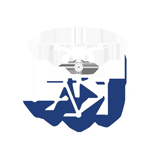 LOGO AQUITAINE DRONE IMAGE