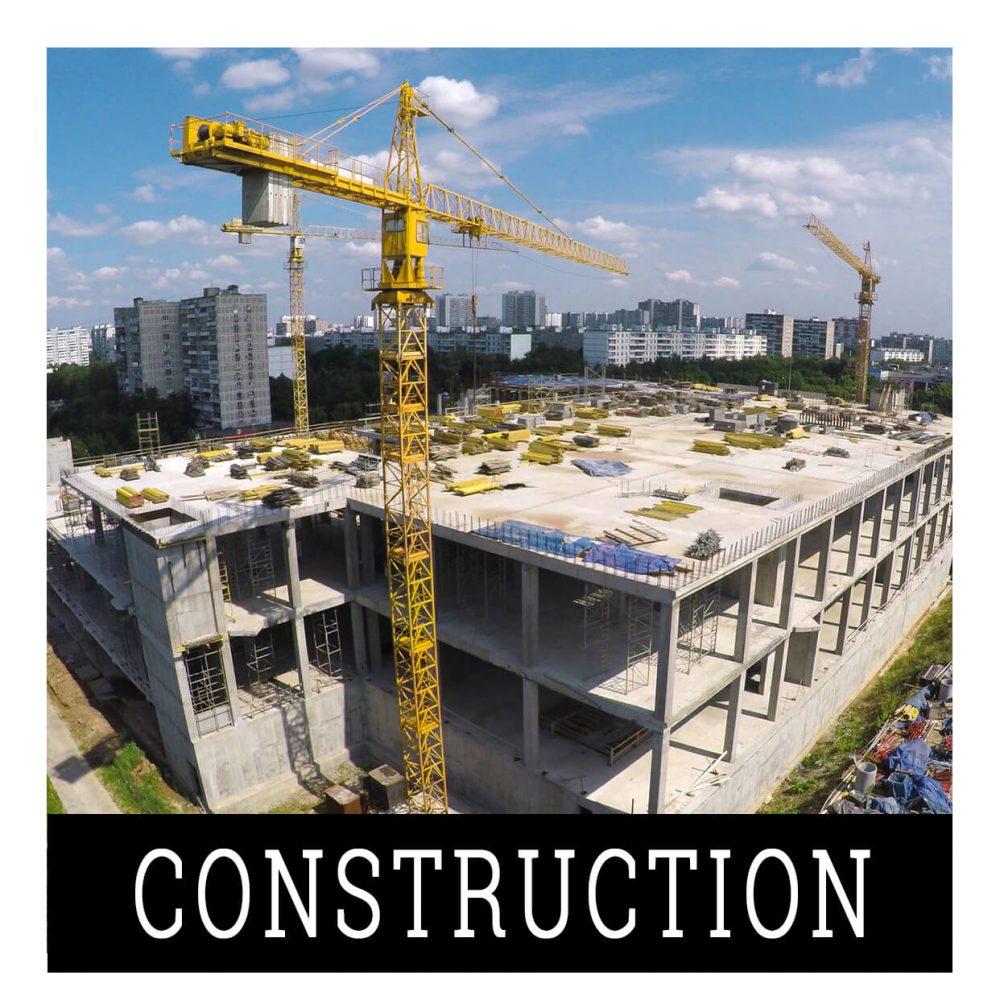 Pour professionnels - Photos aériennes pour le suivi de chantier